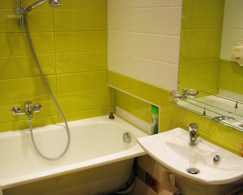 Как сделать ванну в панельном доме 405